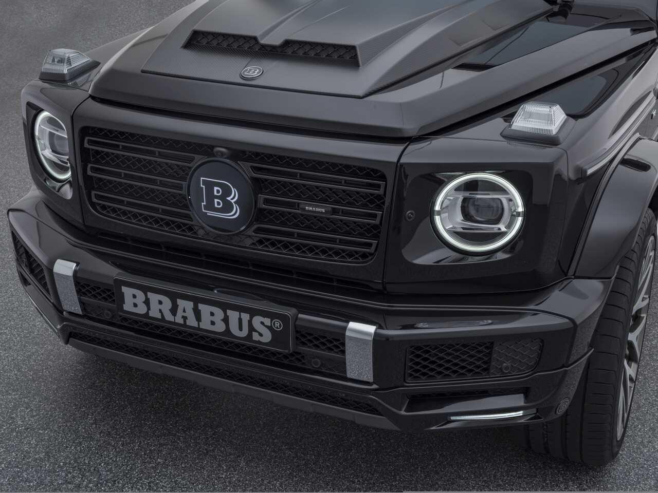 Bild zu Brabus G500