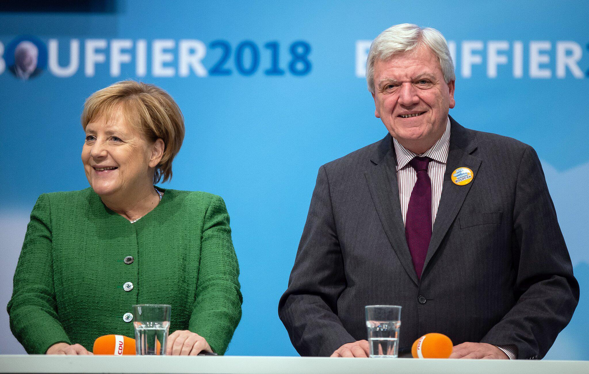 Bild zu Election campaign CDU Hesse