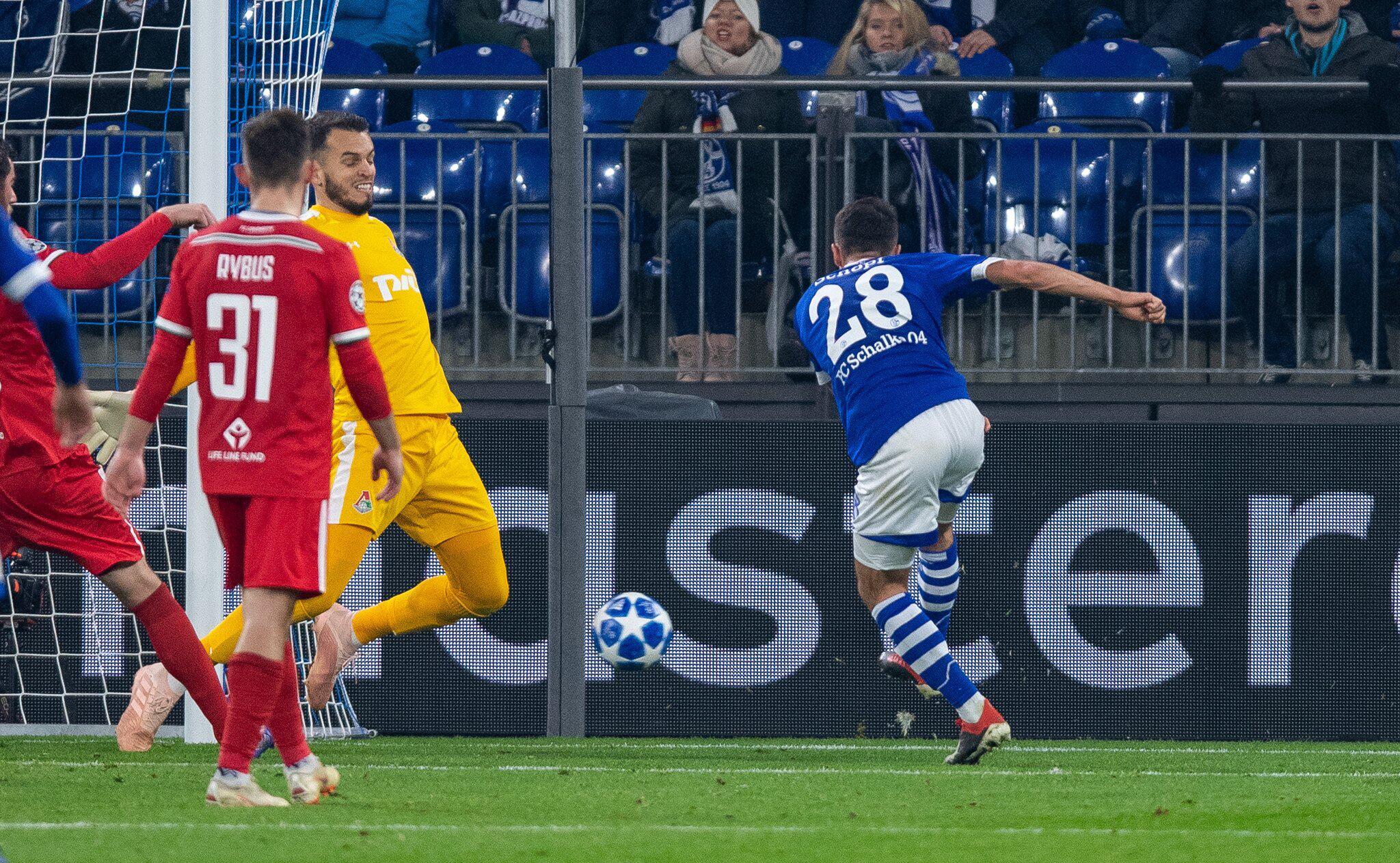 Bild zu FC Schalke 04 - Lokomotive Moskau