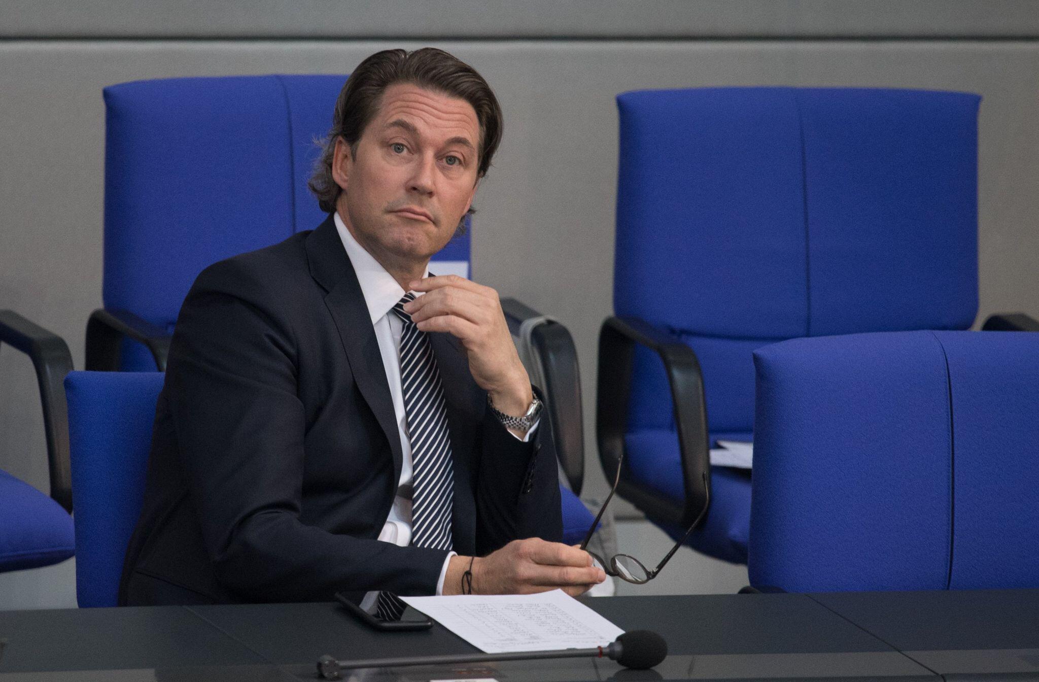Bild zu Koalition vor wegweisenden Entscheidungen, Andreas Scheuer, CSU