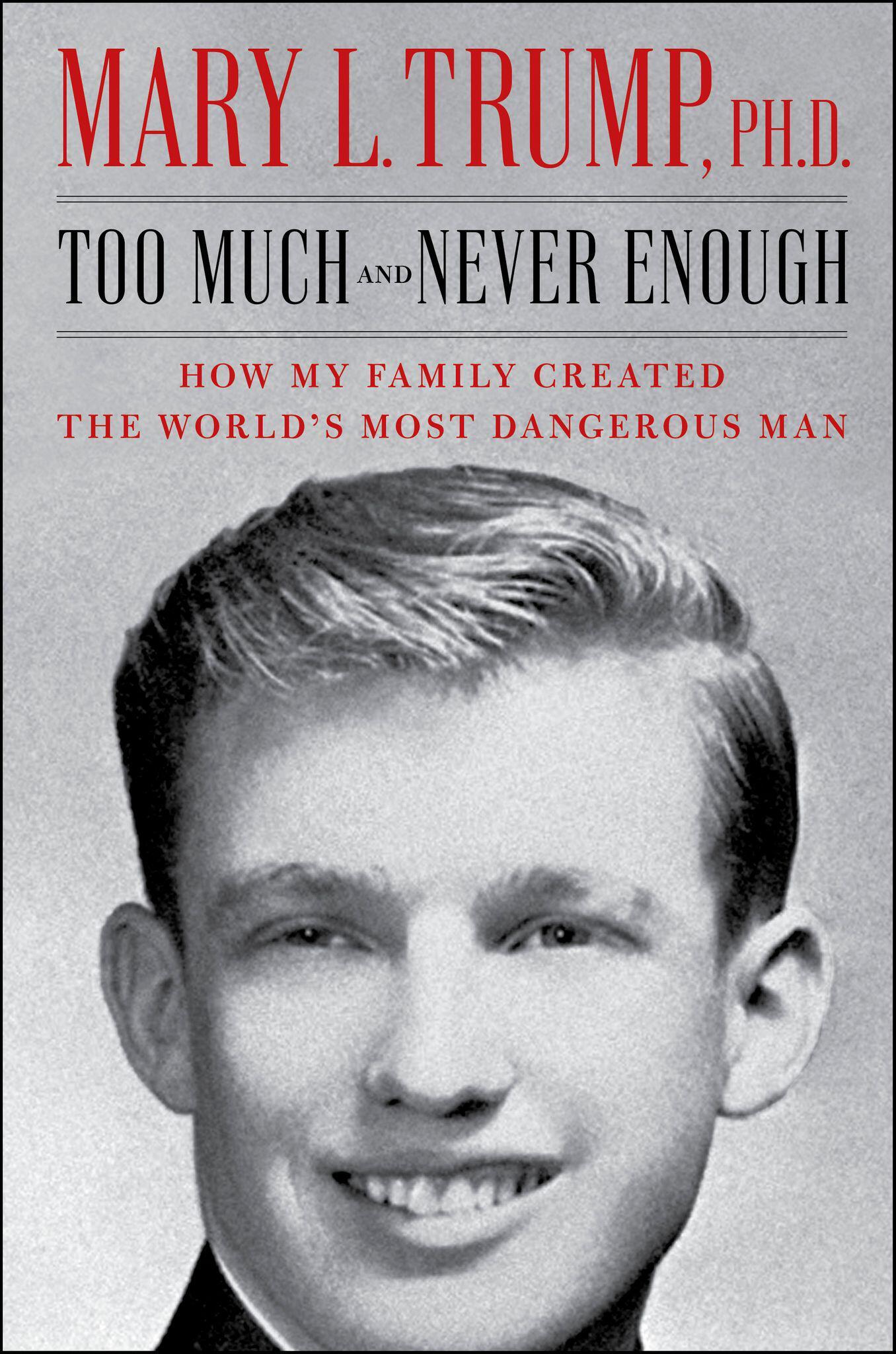 Bild zu Enthüllungsbuch von Trump-Nichte