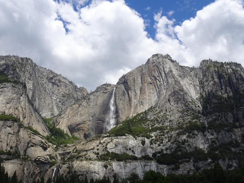 Bild zu Die Yosemite Falls