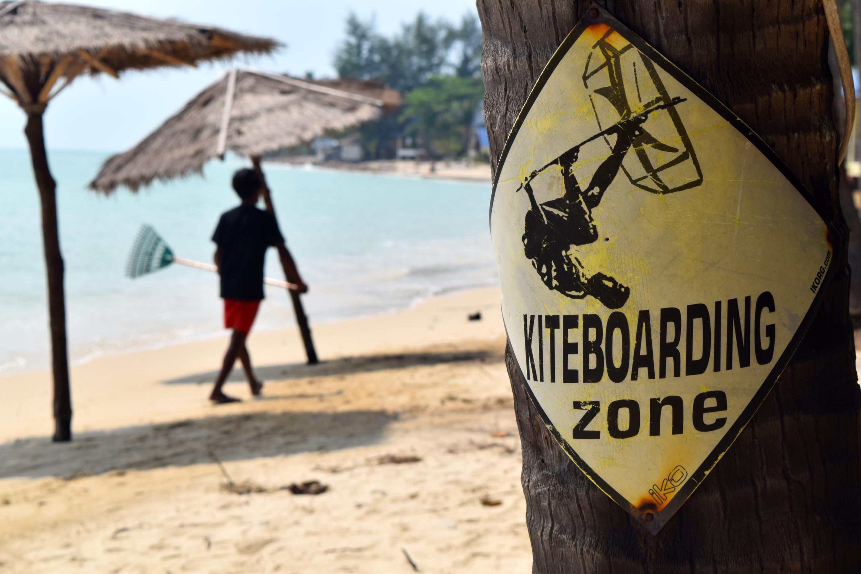 Bild zu Kann man am Strand Wassersport betreiben? Ein wichtiger Faktor bei der Stranderhebung.