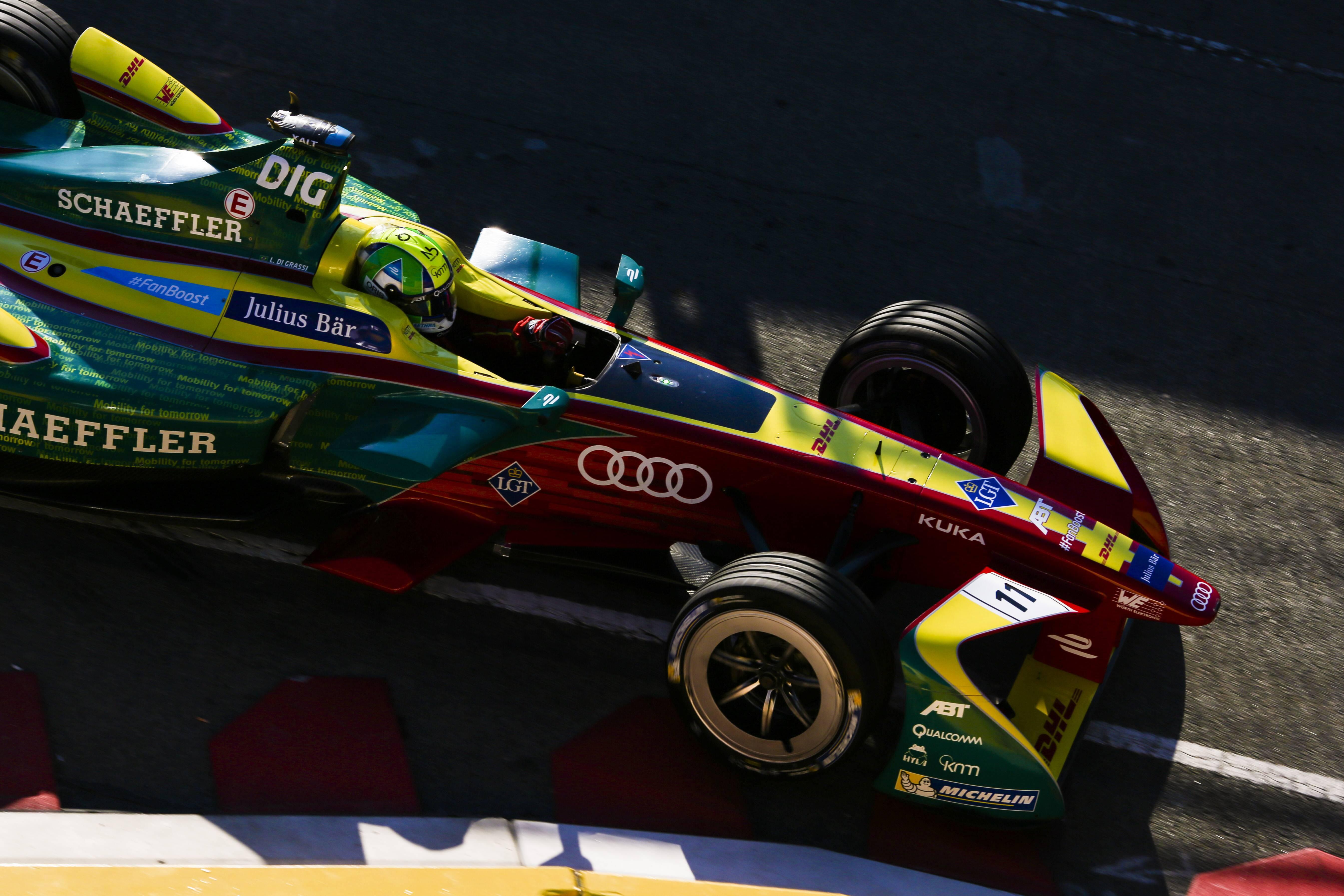 Bild zu Mercedes, Formel E, Formel 1, Nick Heidfeld