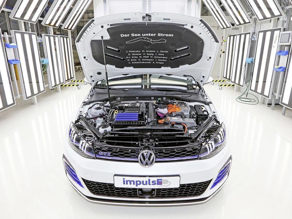 Bild zu Neue Hybridtechnik