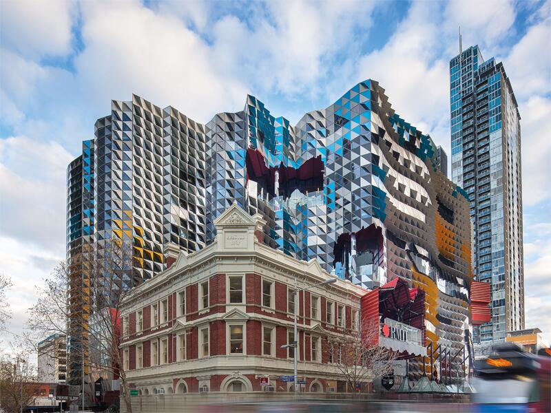Bild zu Swanston Academic Building, Australien