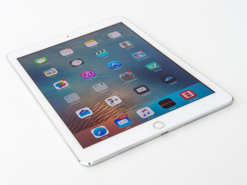 Bild zu iPad Pro mit kleinerem Bildschirm