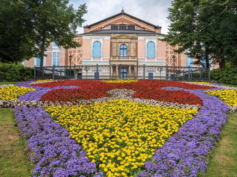 Bild zu Bayreuther Festspiele
