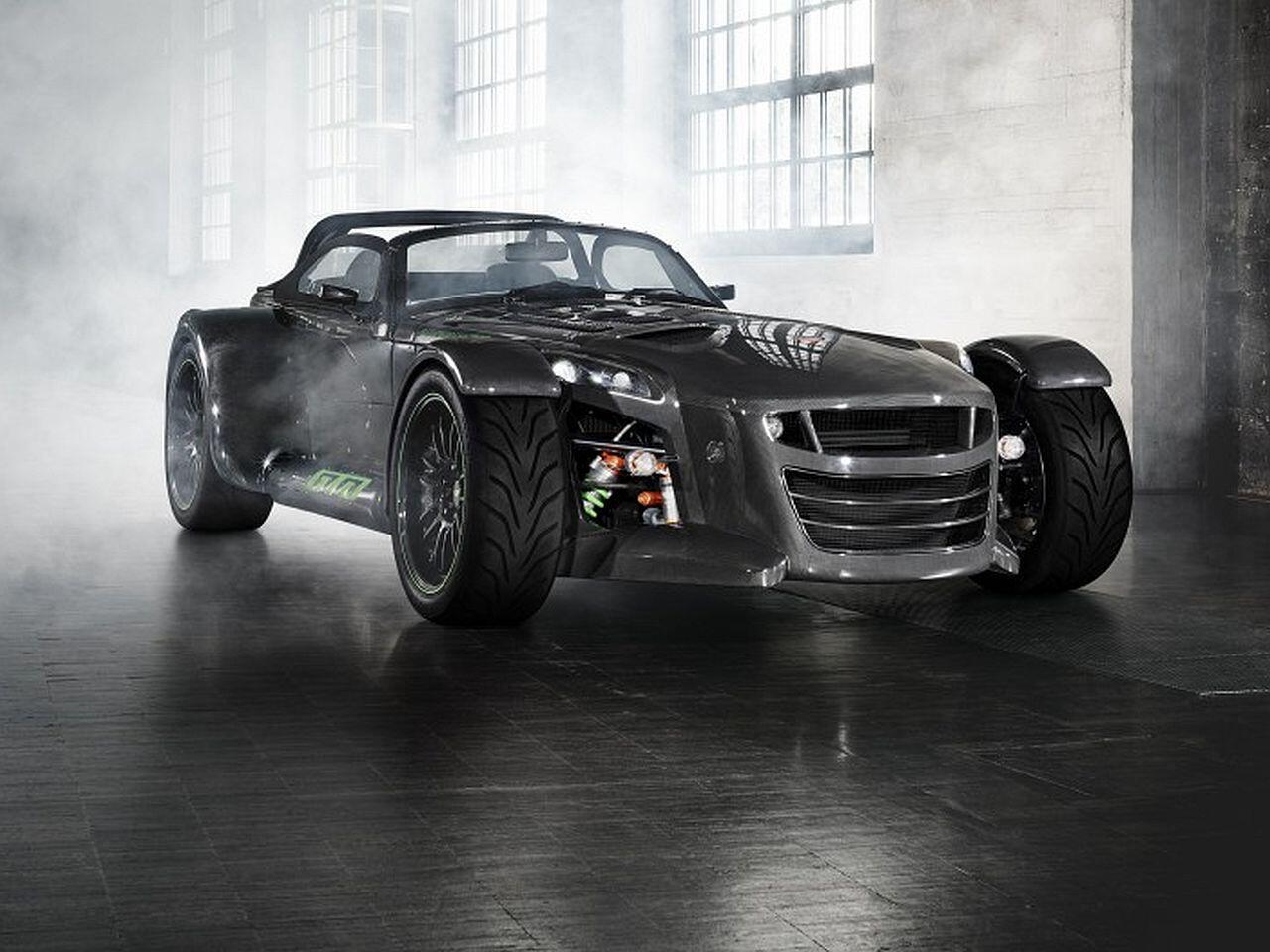 Bild zu Donkervoort GTO Bare Naked Carbon Edition