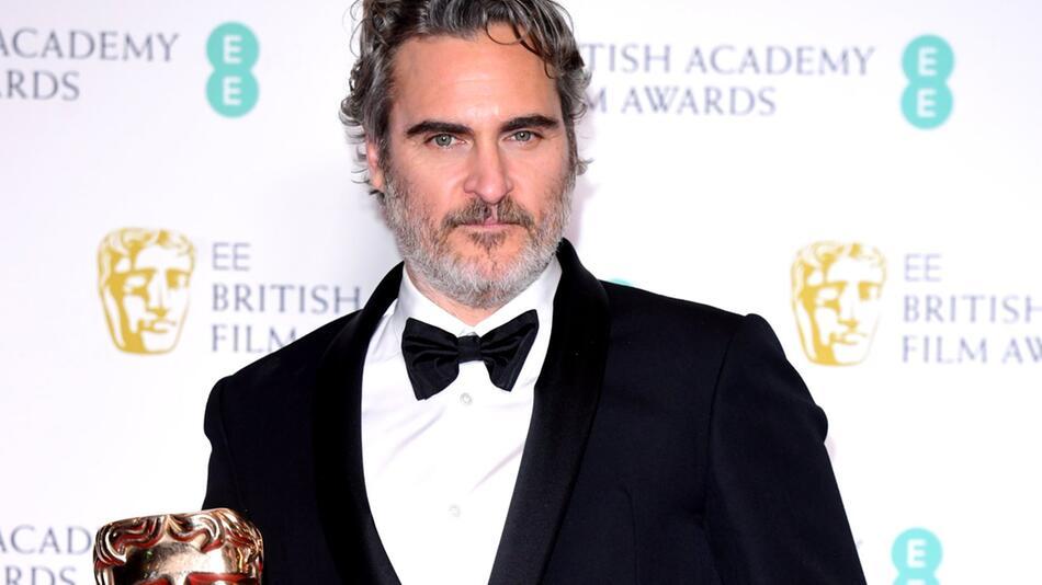 Verleihung der BAFTA-Filmpreise 2020
