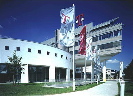 Bild zu Deutsche Telekom-Zentrale