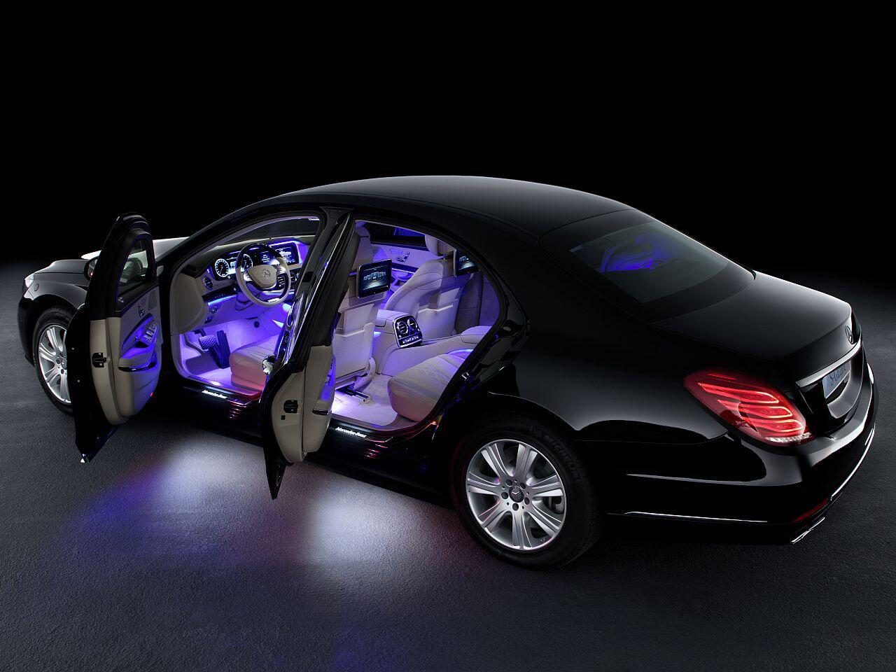 Bild zu Mercedes-Benz S 600 Guard
