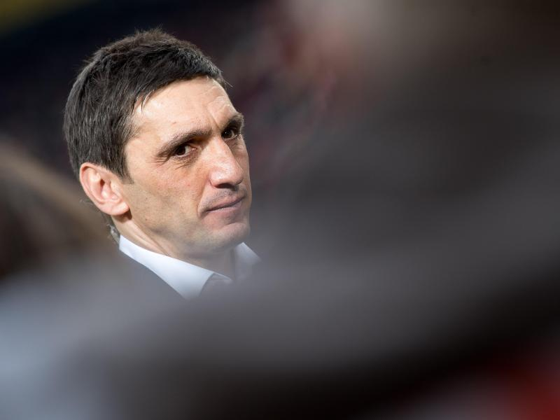 Bild zu VfB-Coach