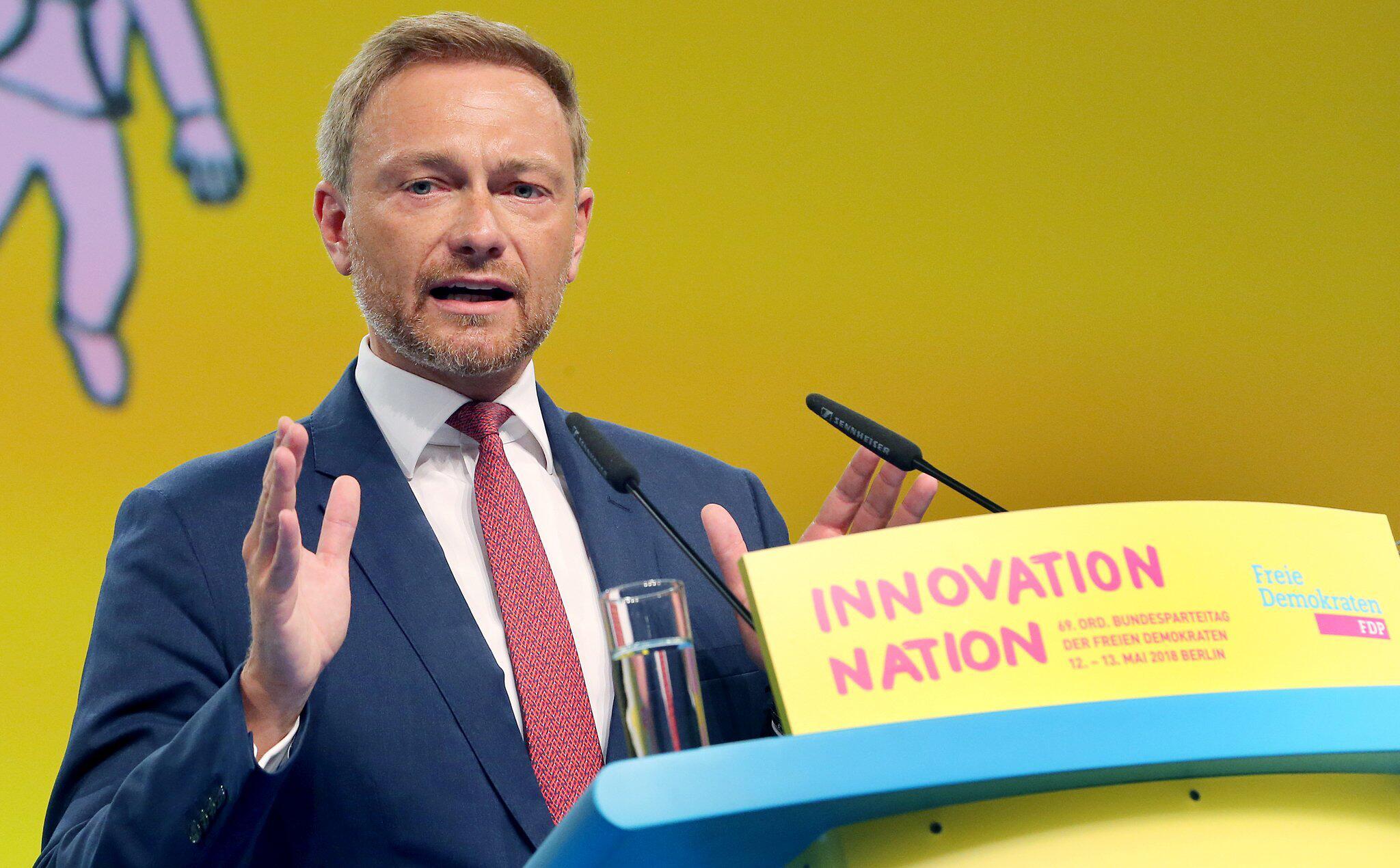 Bild zu FDP's National Party Day