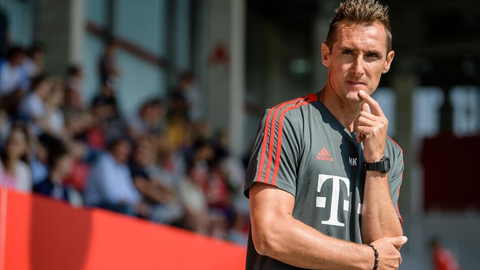 Ex-Weltmeister Miroslav Klose