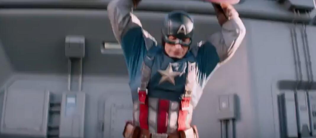 Bild zu Return of the First Avenger