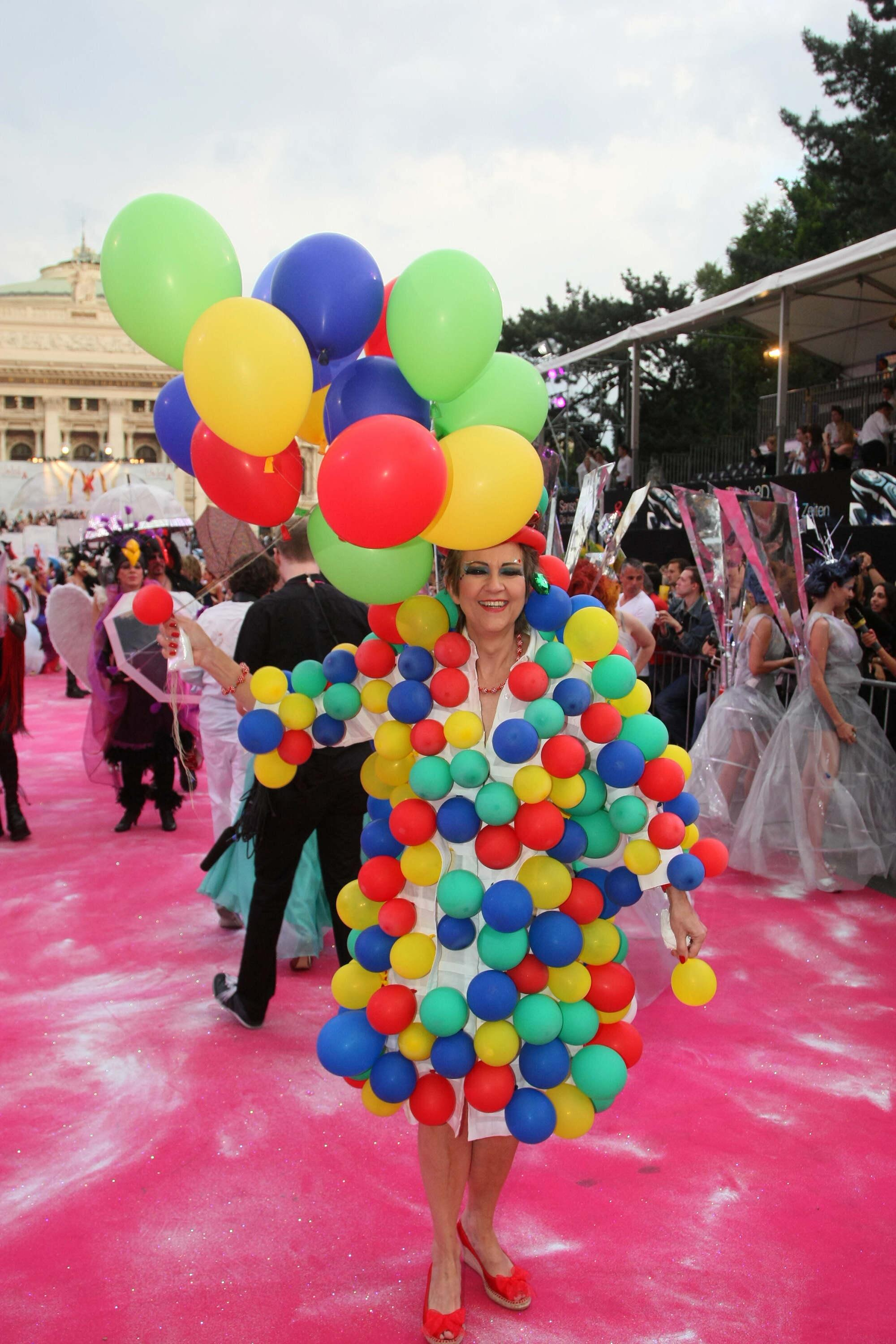 Bild zu Life Ball, Red Carpet