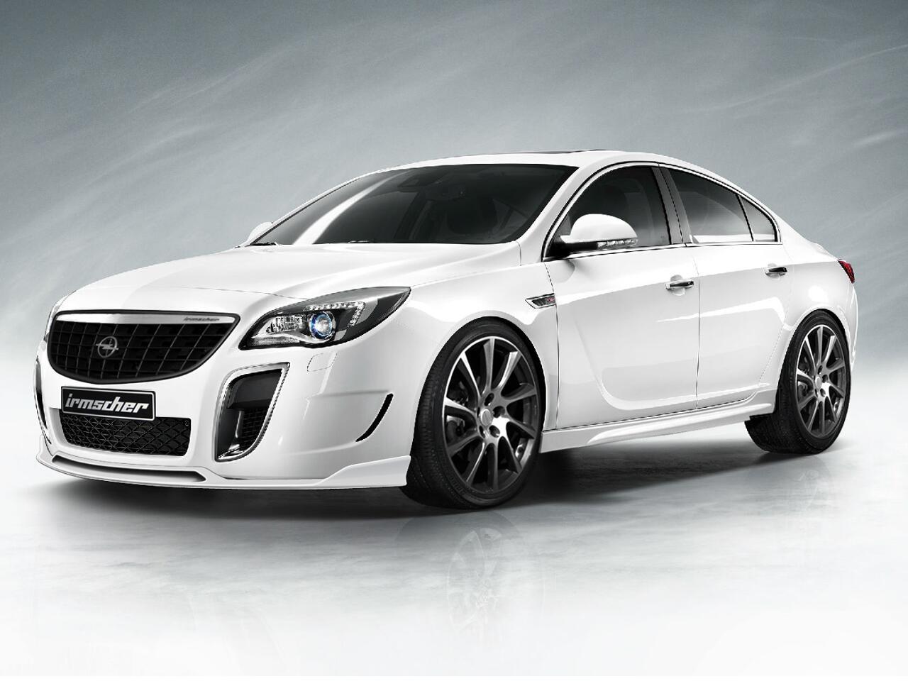 Bild zu Irmscher Opel OPC