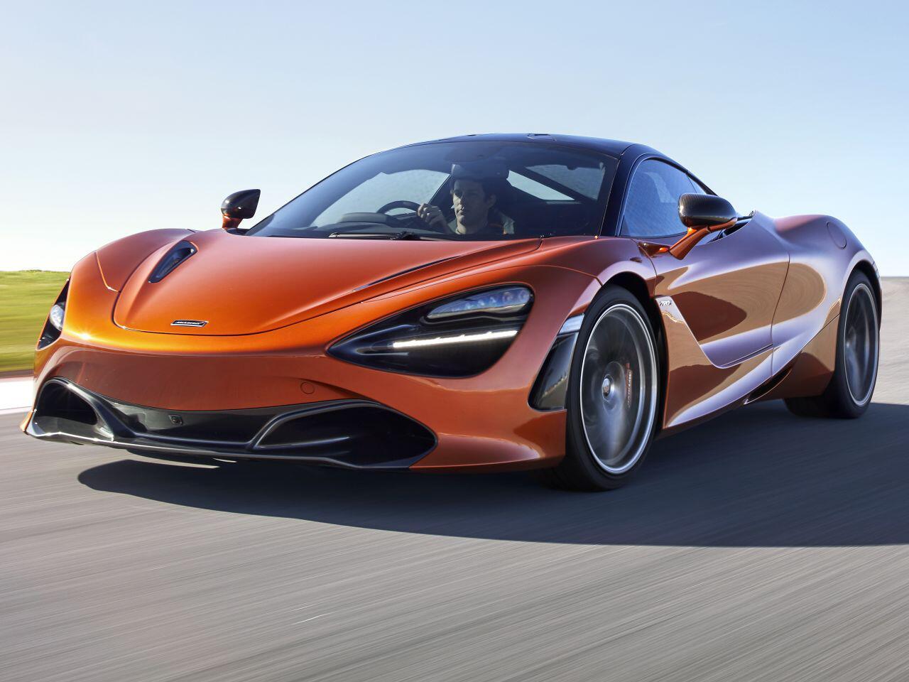 Bild zu McLaren 720S