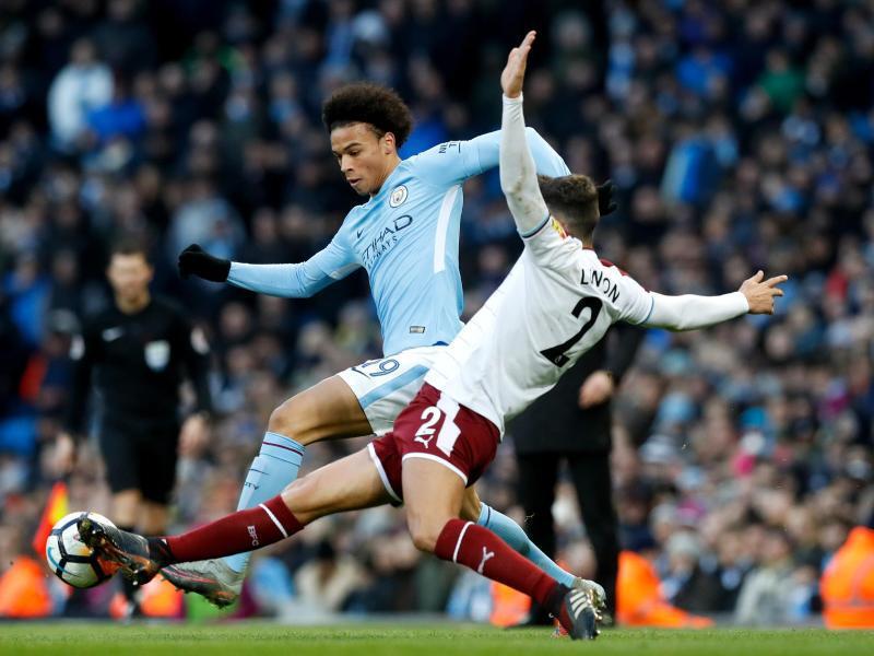 Bild zu Manchester City - FC Burnley