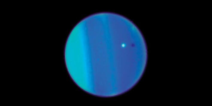 Bild zu Uranus