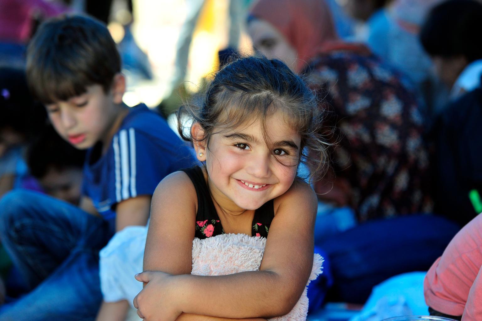 Bild zu Flüchtlinge, Mazedonien