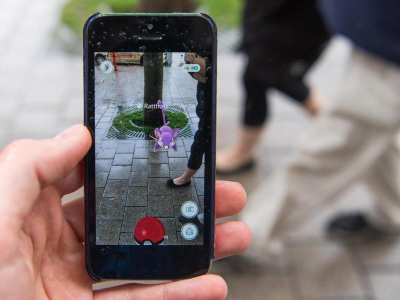 Bild zu Pokémon Go