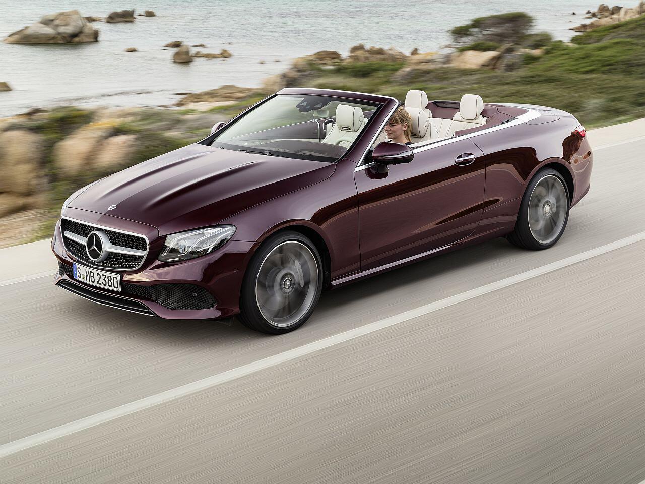 Bild zu Mercedes-Benz E-Klasse Cabrio