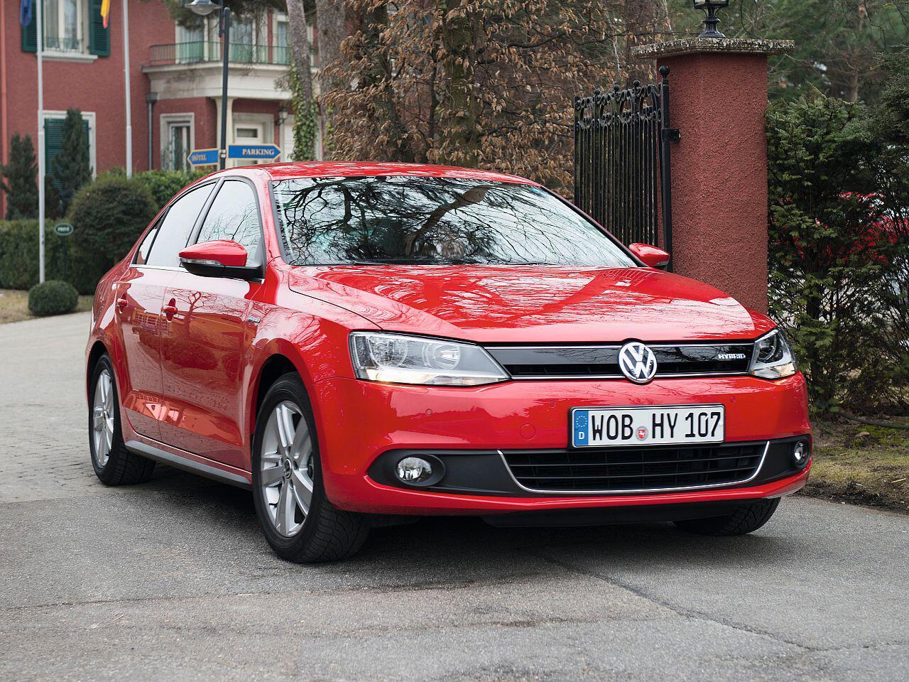 Bild zu Platz 15: VW Jetta