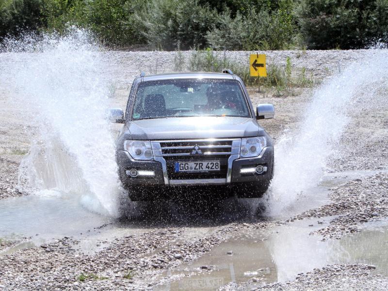 Bild zu Mitsubishi Pajero