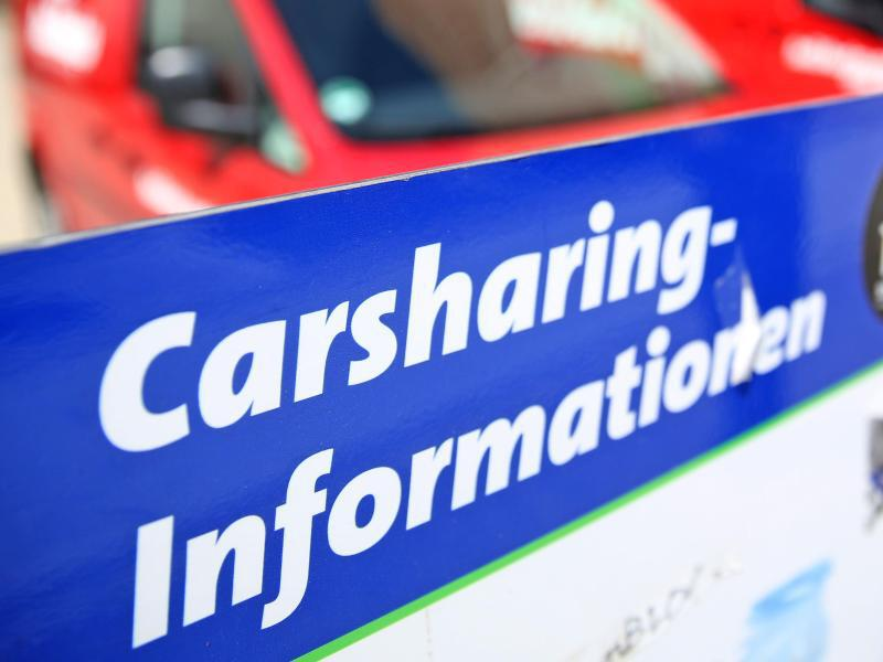 Bild zu Carsharing-Angebote per App