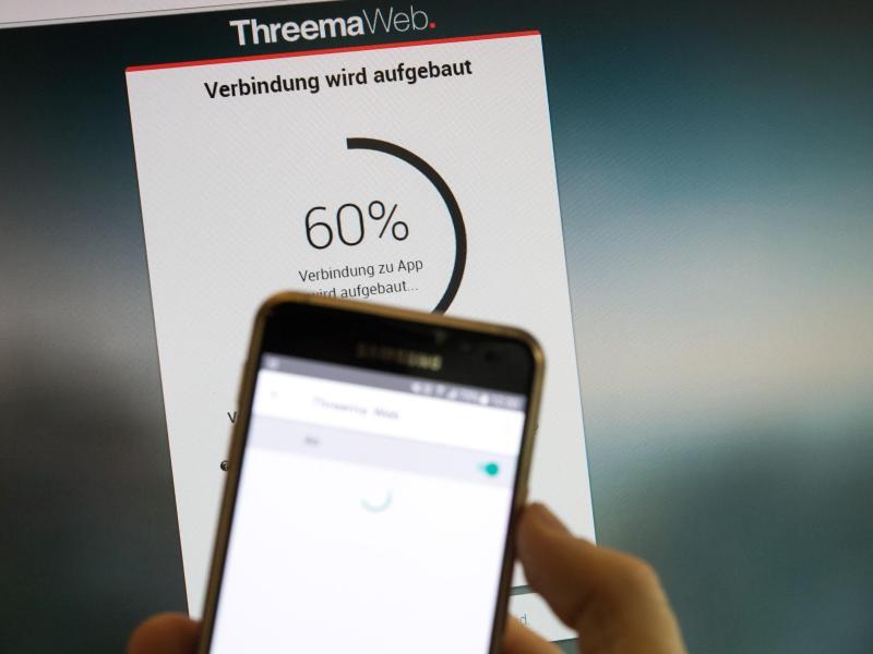 Bild zu Threema auch am PC nutzbar