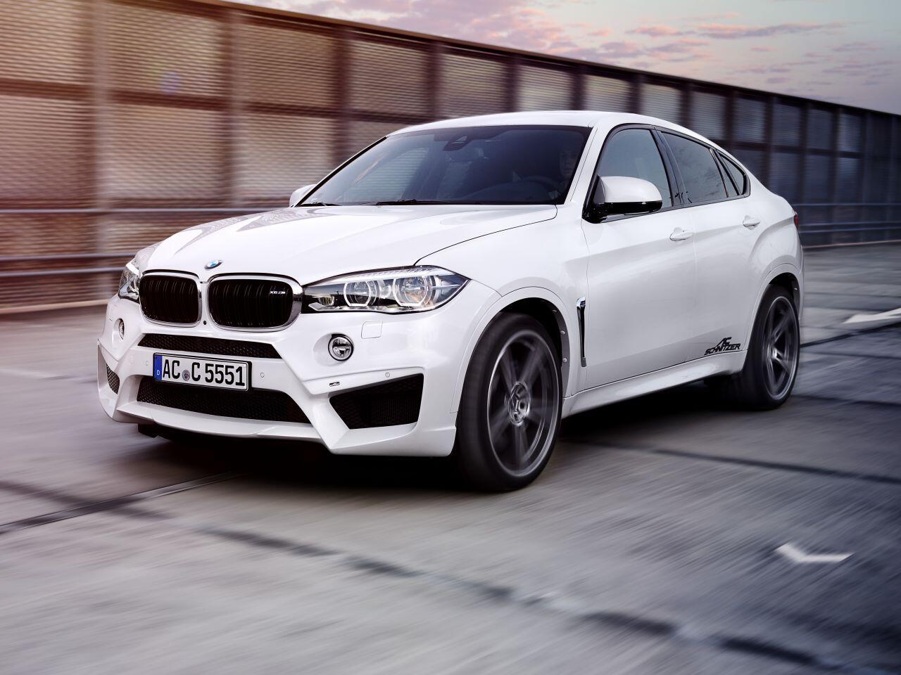 Bild zu BMW X6 M von AC Schnitzer