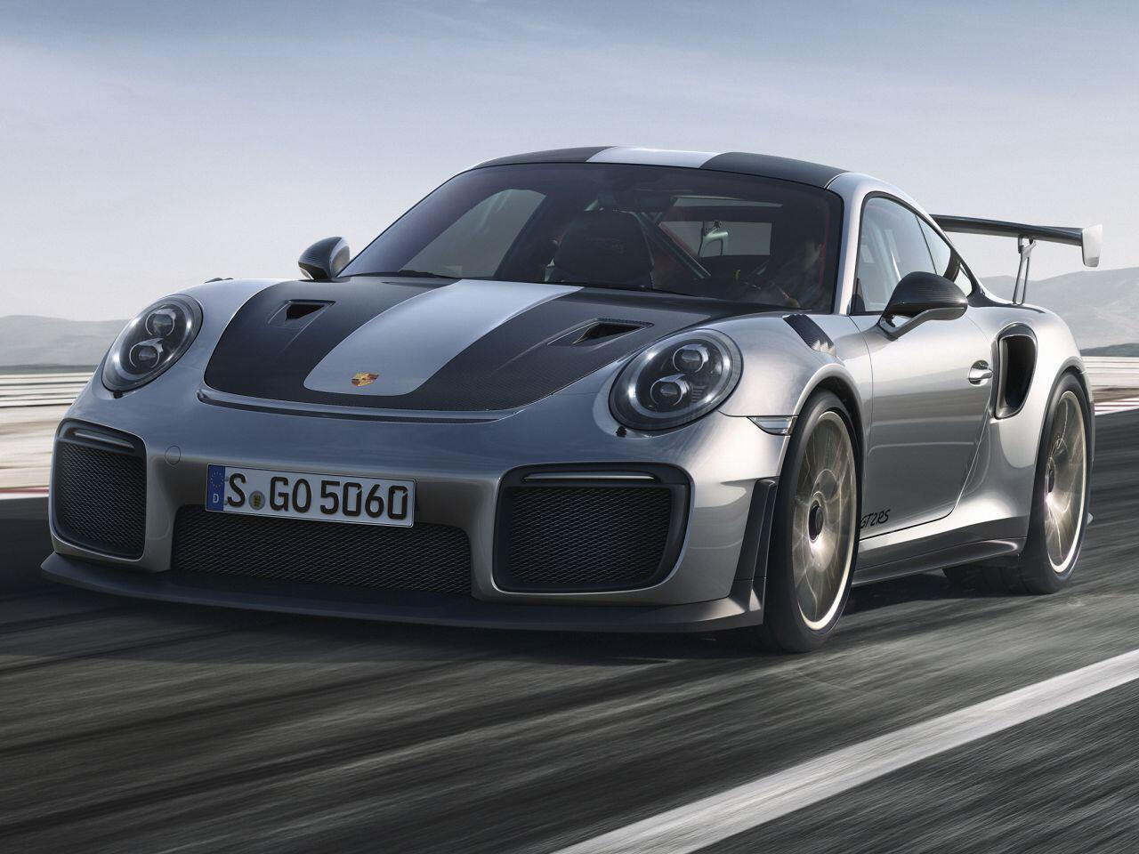 Bild zu Porsche 911 GT2 RS
