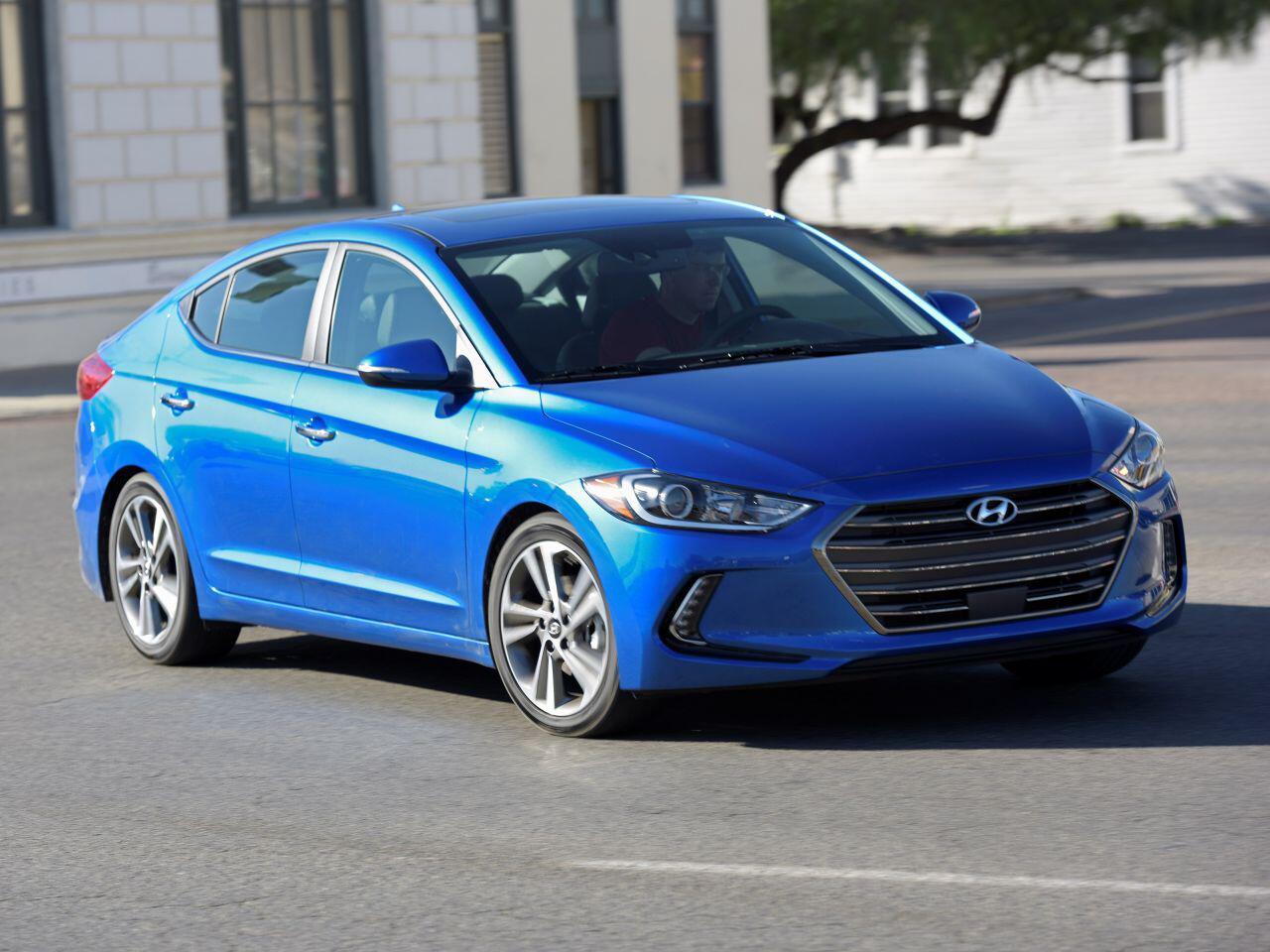 Bild zu Platz 14: Hyundai Elantra