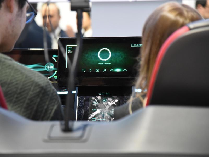 Bild zu Bosch Bediensystem