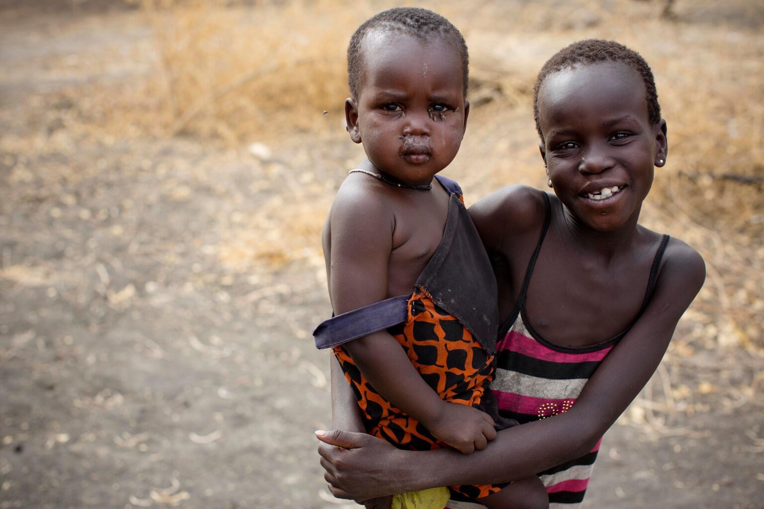 Bild zu United Internet for UNICEF, Südsudan