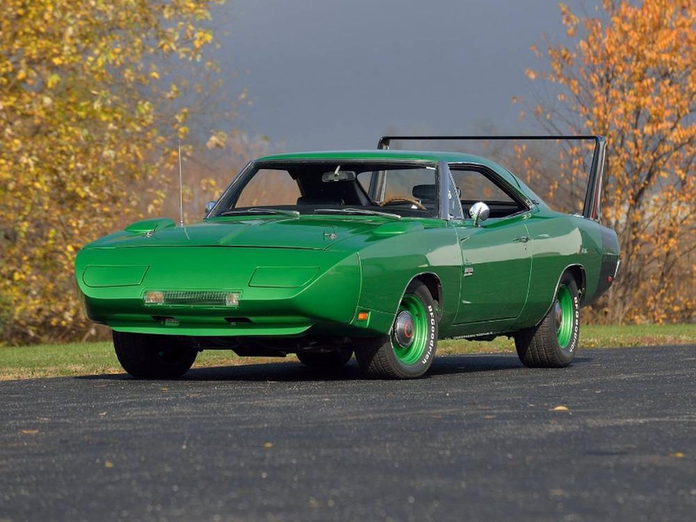 Bild zu Dodge Charger Daytona