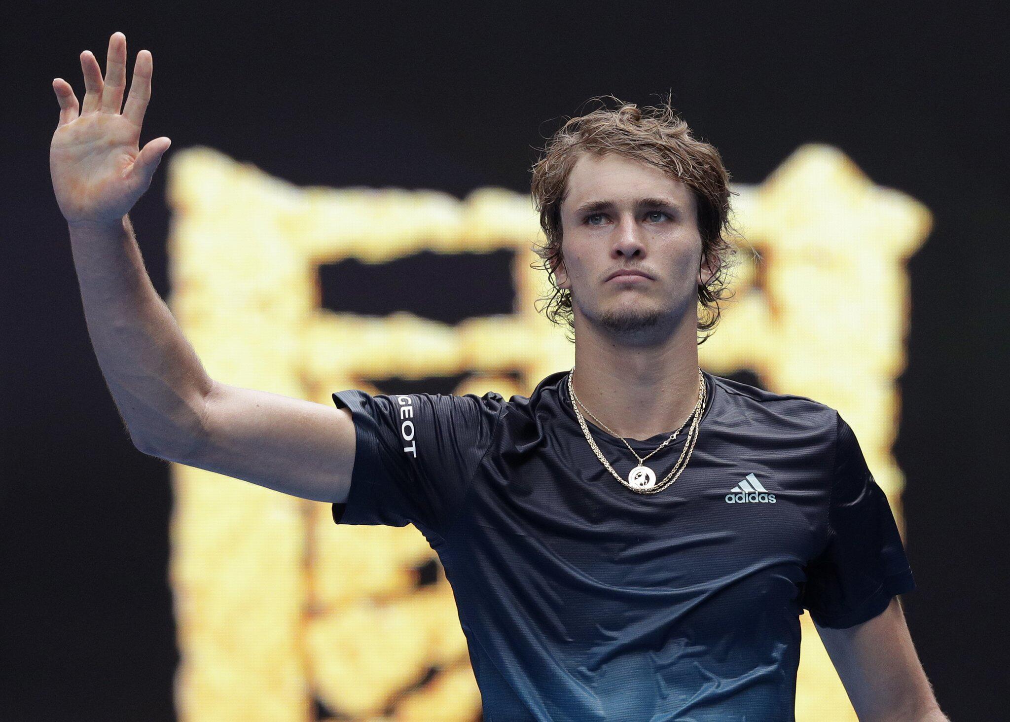 Bild zu Alexander Zverev, Australian Open