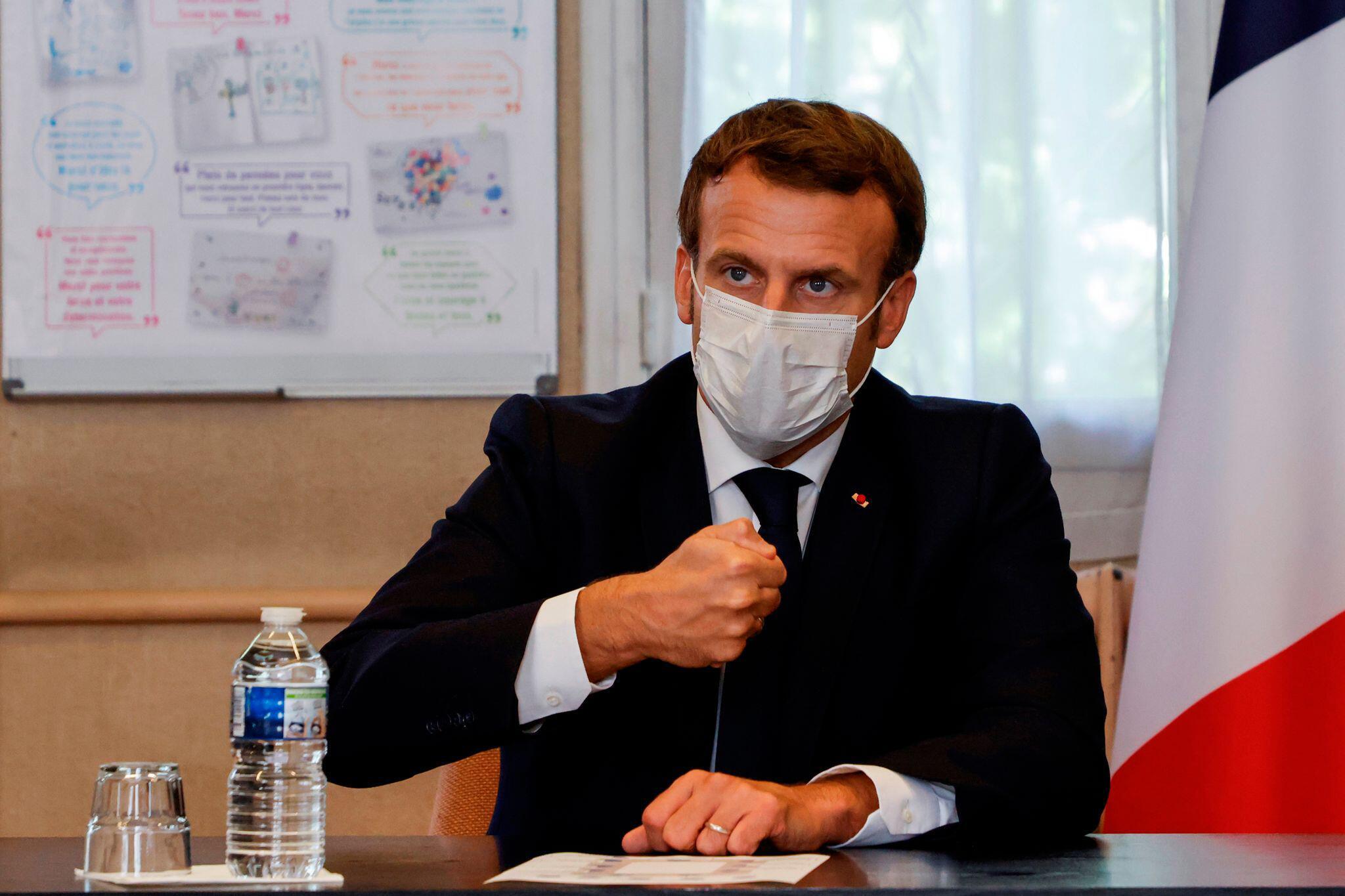 Bild zu Coronavirus - Frankreich