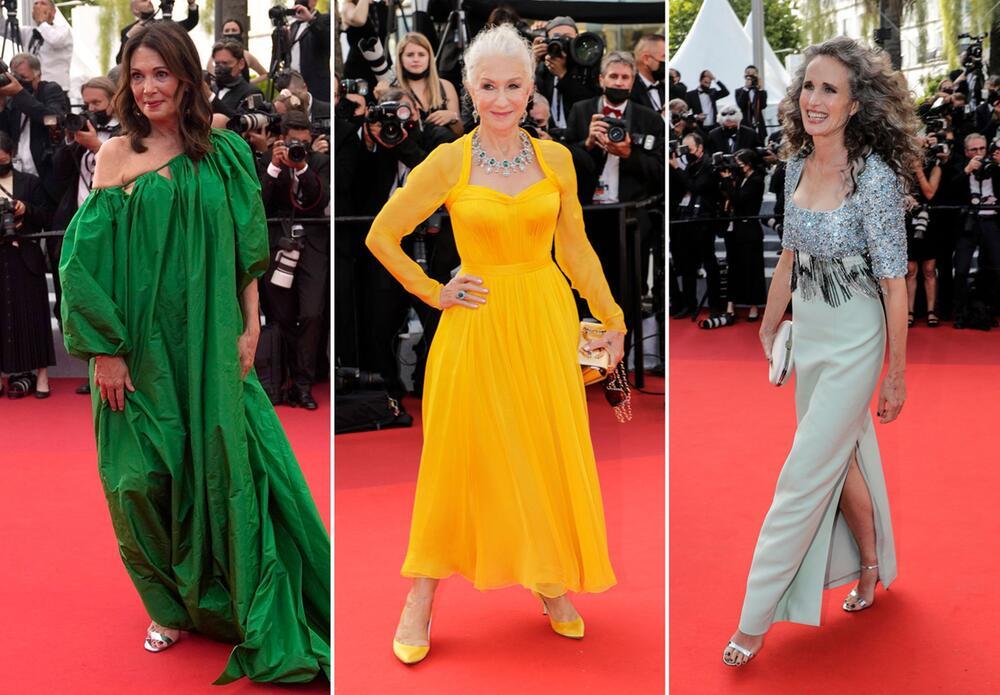 Ältere Frauen in der Filmbranche