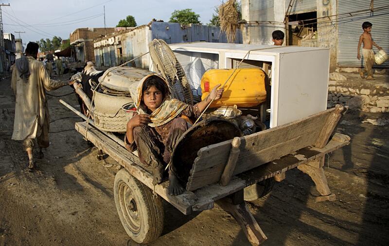 Bild zu Kind in Pakistan