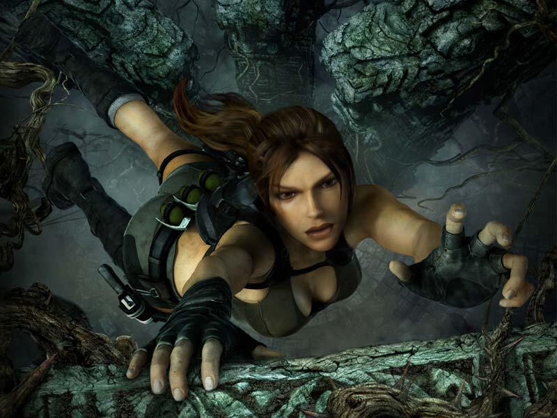 "Bild zu ""Tomb Raider: Underworld"""