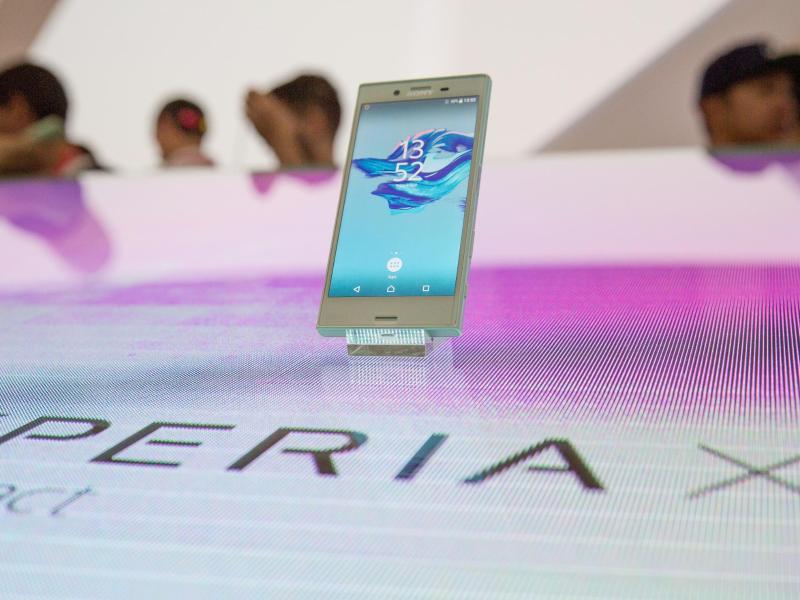 Bild zu Xperia XZ von Sony