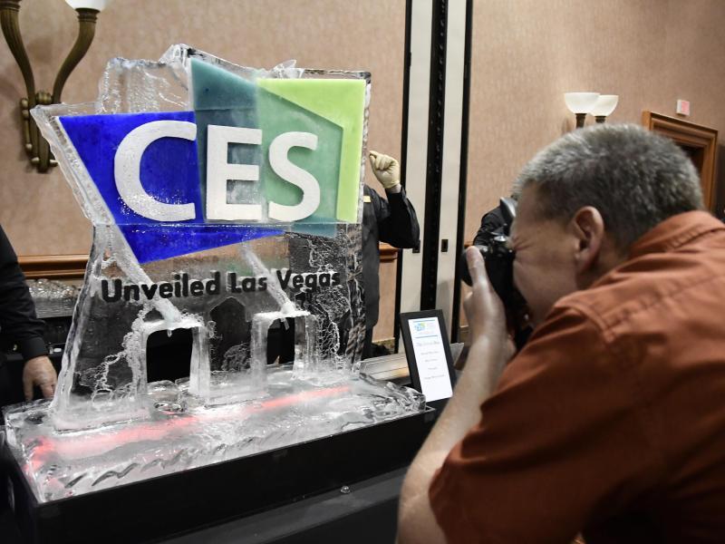Bild zu Technikmesse CES