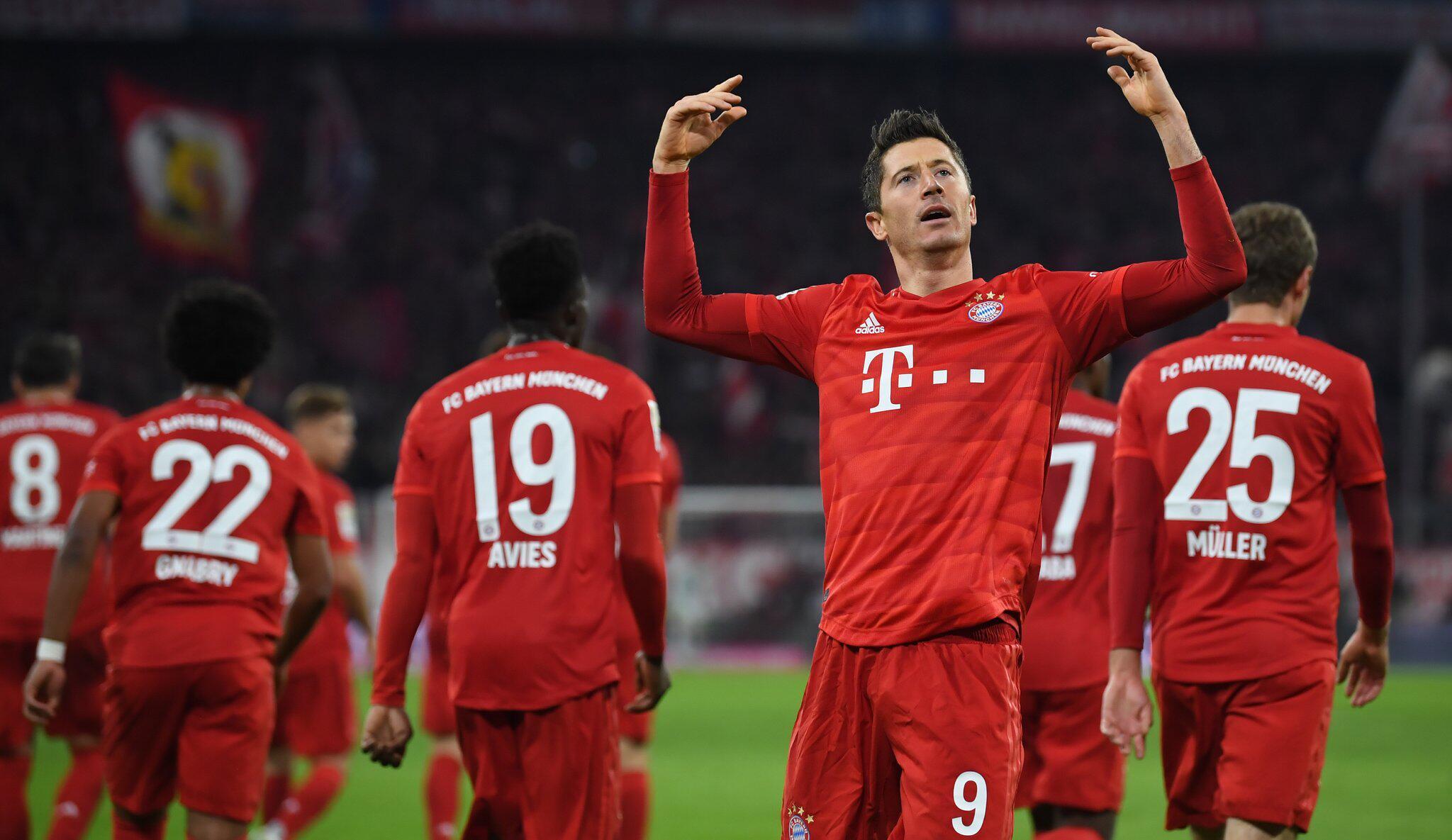Bild zu Germany Bundesliga - Bayern Munich vs Borussia Dortmund
