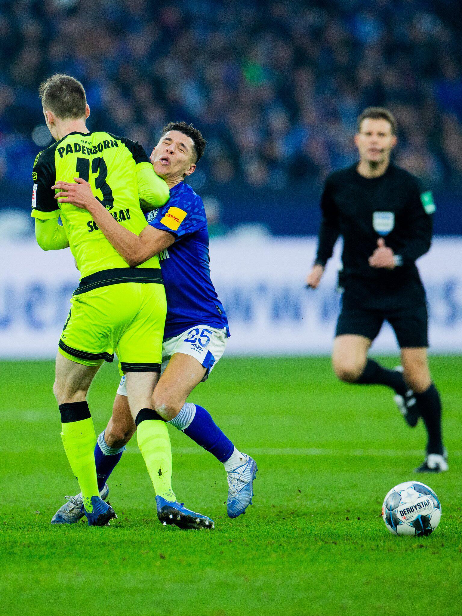 Bild zu FC Schalke 04, SC Paderborn 07