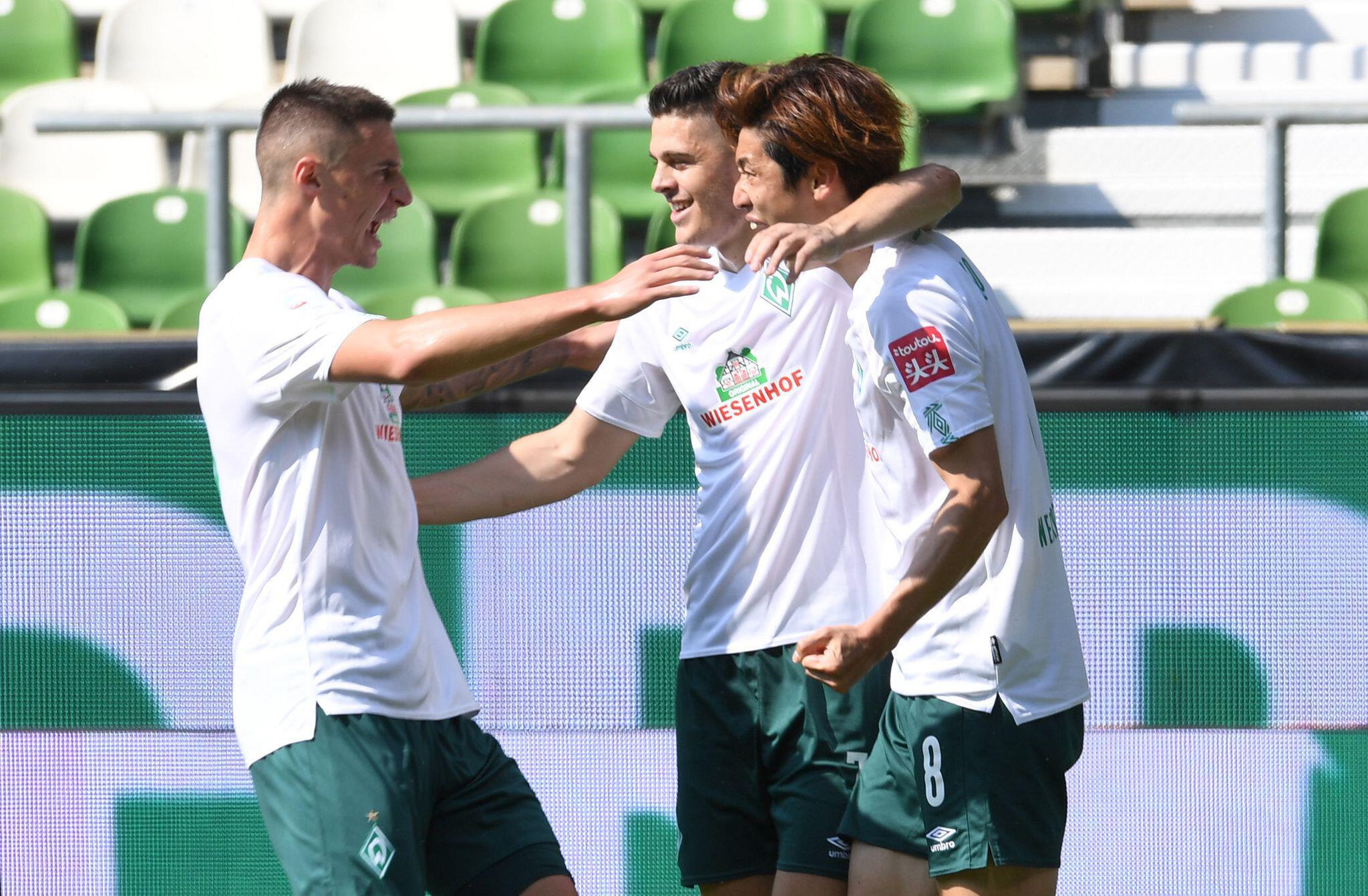 Bild zu Werder Bremen - 1. FC Köln