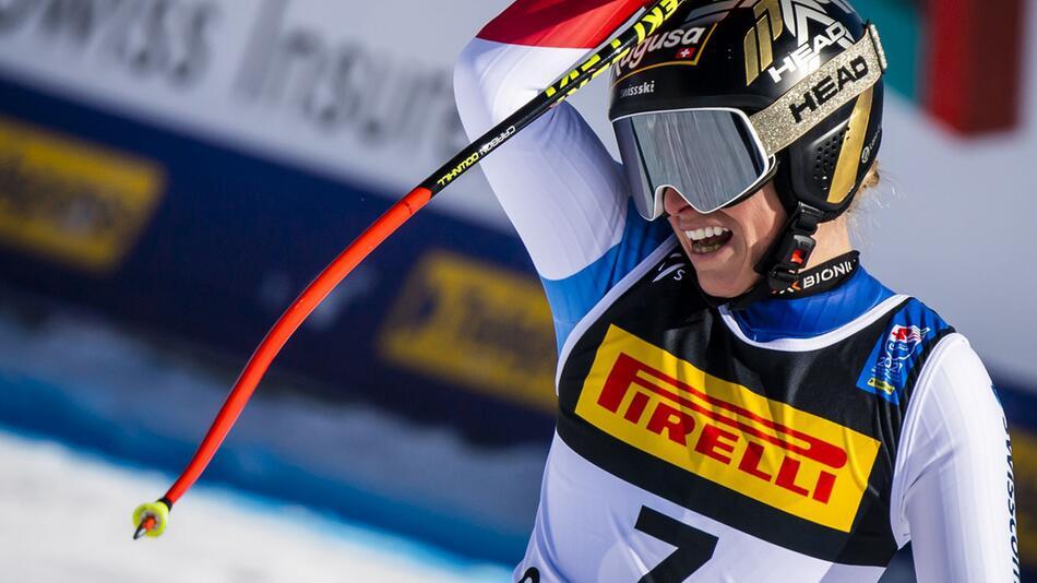 Ski alpin: Weltmeisterschaft in Cortina d'Ampezzo
