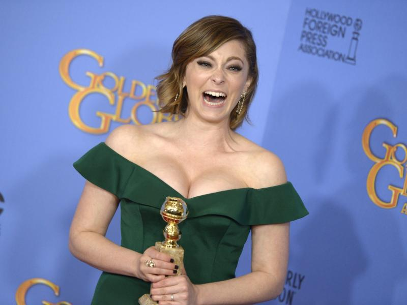 Bild zu Golden Globes - Rachel Bloom